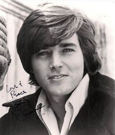 Bobby Sherman, singer, actor (Here Come the Brides).  Later he became an EMT!