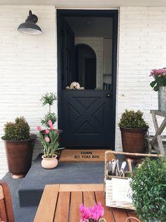 Lily - Dutch Door - The Inspired Room