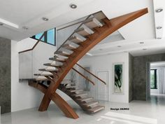 Contemporary Stairs Design 1