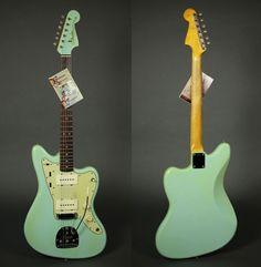 1963 Fender Jazzmaster - Sonic Blue