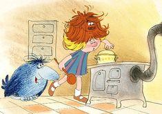 ) r: Dargay Attila Heart Of Europe, Blue Bird, Mtv, Childhood Memories, Retro Vintage, Folk, Poster, Animation, Sketches