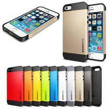 SPIGEN SGP Slim Armor Case For iphone 4 4S 5 5S Luxury Hard Cover Cases