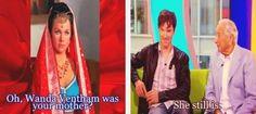 Oh Benedict, haha! :D