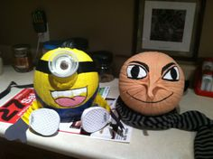 Pumpkin decorating contest...do we have a WINNER?!?!?!?