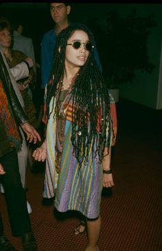 jennifrey:    Lisa Bonet