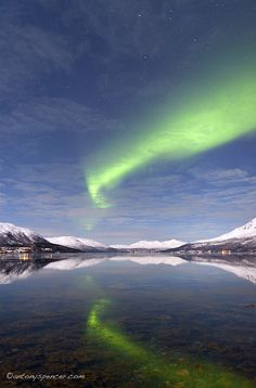 ✯ Aurora Reflections