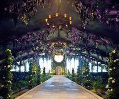 Fantasy Wedding Venue Check us out on Fb- Unique Intuitions #uniqueintuitions #enchanted #wedding