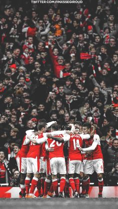 Arsenal. Lock screen.