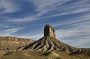 """chimney Rock Butte SW CO"" http://1-david-gordon.artistwebsites.com/featured/chimney-rock-butte-sw-co-dave-gordon.html #butte #Colorado #landscape #prints #DaveGordon #photography #art #color"