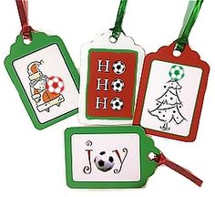 Soccer Christmas on Kids Soccer World