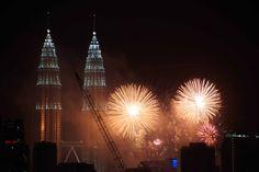 Fireworks #Goodbye 2013 #Welcome 2014 #Kuala Lumpur Kuala Lumpur, Welcome, Fireworks, Fair Grounds