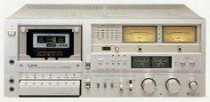 Lo-D D-5500 Hitachi - Numérisation et transfert de cassette audio www.remix-numerisation.fr