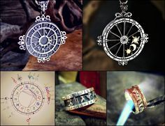 A personalized astrological talisman is customized to your own birth chart and crafted at a selected auspicious time to enhance the special qualities for you. Personalized Talismans capture your full strength ,balance, potential and the true essence of who you are and what is your destiny.