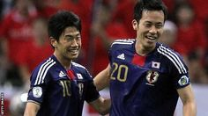 World Cup 2014: Kagawa and Yoshida in Japan squad - Article From BBC Website - http://footballfeeder.co.uk/news/world-cup-2014-kagawa-and-yoshida-in-japan-squad-article-from-bbc-website/
