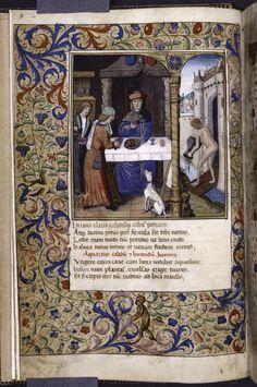 Hodinky New York NYPL MA 045; Francie 1485-1499;f.2