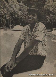 1979 - Ebony Magazine Photoshoot