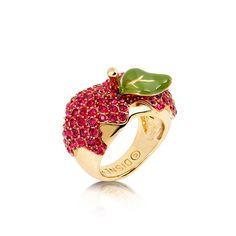 Poison Apple Ring