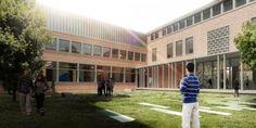 Réhabilitation du lycée Fermat à Toulouse