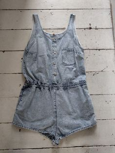 987c3c77d857 TOPSHOP MOTO WOMENS DENIM SHORTS HOTPANTS PLAYSUIT DUNGAREES ALL IN ONE  SIZE 16  fashion