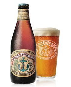 Anchor Steam favorite beer