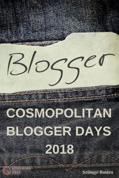 Cosmopolitan blogger days Cosmopolitan, Blog, Blogging