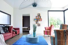Une maison rénovée au look contemporain - PLANETE DECO a homes world