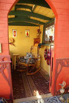 Gypsy Vardos Homemade Campers On Pinterest Gypsy Wagon