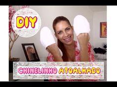 DIY Chinelo Atoalhado - YouTube Purple Ladybugs, Hair Clips, Youtube, Diy, Pairs, Simple, Videos, Lavender, Blog