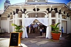 Wild Dunes Resort in Isle of Palms, SC offers luxurious overnight accommodations, vacation rentals & beach condos. Daytime Wedding, Wedding Reception, Wedding Bells, Hotels And Resorts, Beach Wedding Inspiration, Wedding Ideas, Isle Of Palms, Beach Condo