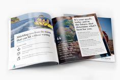 A business brochure designer for an Australia Financial Advisor. Environmental Change, Freelance Graphic Design, Business Brochure, Have Time, Australia