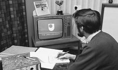 Distance learning: who's doing it now?