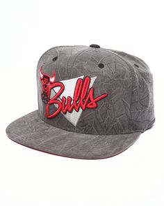 Love this Chicago Bulls Crease Triangle Script Snapback Hat on DrJays and only for $25.99. Take 20% off your next DrJays purchase (EXCLUSIONS APPLY). Click on the image above to get your discount.