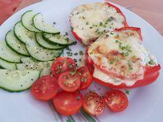 Illes sommerlich gegrillte Paprika mit mediterraner Füllung, ein beliebtes Rezept mit Bild aus der Kategorie Kalt. 25 Bewertungen: Ø 4,6. Tags: fettarm, Grillen, kalorienarm, kalt, Snack, Sommer, Vorspeise, warm
