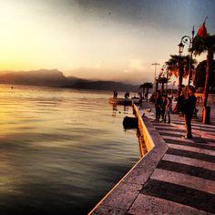 Lago di Garda - scatto di bg