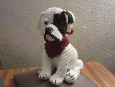 Amigurumi Anleitung Hund : Gratis anleitung hund häkeln sehr kuschelig