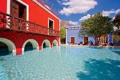 Conoce Yucatán en fotos