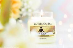My Serenity de Yankee Candle #yankeecandle #candle yankeeaddict #myserenity