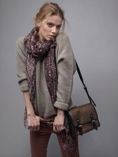 Zadig & Voltaire fall winter 2012-2013