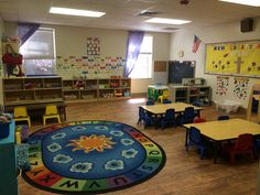 My Toddler 2 Classroom. I'm always tweaking it!
