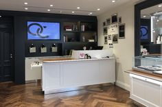 Links of London | Κοσμηματοπωλείο | Λευκωσία | iidsk  |  Interior Design & Construction
