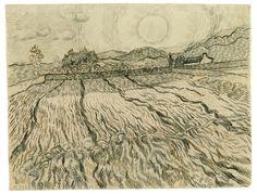 Drawing 1 and 2: Van Gogh Drawings