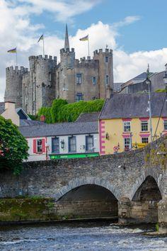 Enniscorthy Castle, Ireland (by Jon Parkes Photography)