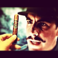 Can anyone name the cigar AND movie?