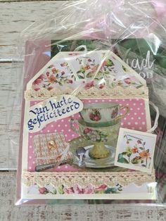 Cadeauverpakking high tea