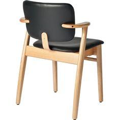 Artek - Domus Chair - Oak Upholstered | HORNE