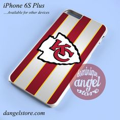 Kansas City Chiefs Phone case for iPhone 6S Plus and another iPhone devices