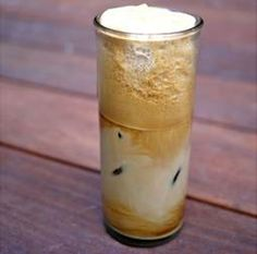 Whipped Vanilla Nut Latte