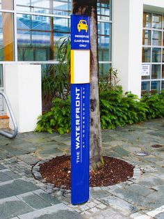 The FlexiSign Totem is our part of our unique modular signage system developed for use in public spaces, such as outdoor campuses and precincts. Wayfinding Signage, Signage Design, Public Spaces, Branding, Unique, Art, Art Background, Brand Management, Kunst