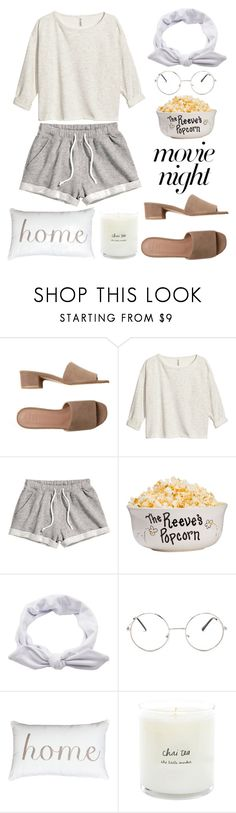 """""""Untitled #491"""" by mydntkrl ❤ liked on Polyvore featuring Maryam Nassir Zadeh, H&M and Nasty Gal"""