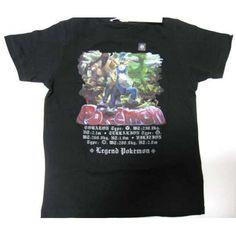 Pokemon 2011 Uniqlo Cobalion Terrakion Virizion Childrens Size Tshirt Size 150